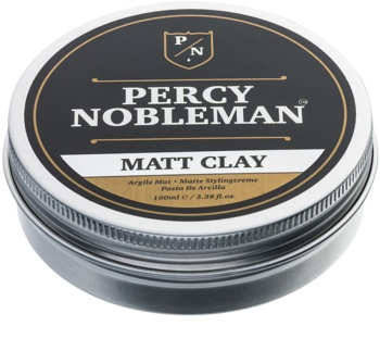 Percy Nobleman Hair mattító hajwax agyaggal