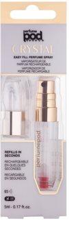 Perfumepod Crystal szórófejes parfüm utántöltő palack unisex 5 ml