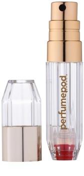 Perfumepod Crystal plniteľný rozprašovač parfémov unisex 5 ml