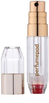 Perfumepod Crystal plnitelný rozprašovač parfémů unisex 5 ml