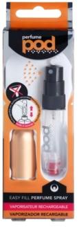 Perfumepod Pure vaporizador de perfume recargable unisex Gold 5 ml