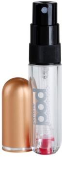 Perfumepod Pure Refillable Atomiser unisex 5 ml  Gold