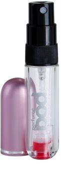Perfumepod Pure plnitelný rozprašovač parfémů unisex 5 ml  Pink
