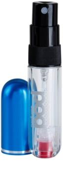 Perfumepod Pure sticluta reincarcabila cu atomizér unisex 5 ml  (Blue)