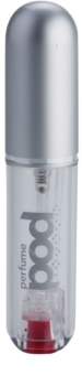 Perfumepod Pure Refillable Atomiser unisex 5 ml  Silver