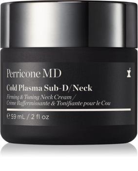 Perricone MD Cold Plasma Plus+ Sub-D/Neck crème raffermissante cou et décolleté