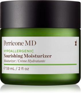 Perricone MD Hypoallergenic creme hidratante nutritivo para pele sensível e irritada