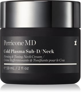 Perricone MD Cold Plasma Plus+ Neck Nutritive Cream for Neck and Décolleté