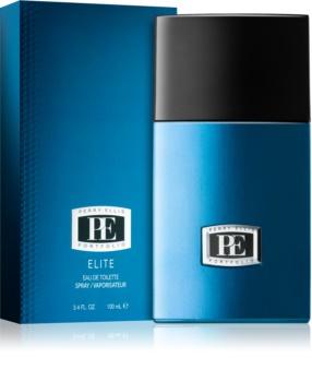 Perry Ellis Portfolio Elite eau de toilette férfiaknak 100 ml