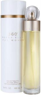 Perry Ellis 360° eau de toilette pentru femei 100 ml