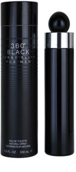 Perry Ellis 360° Black toaletna voda za moške 200 ml