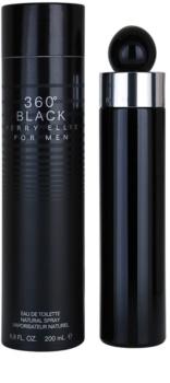perry ellis 360° black for men