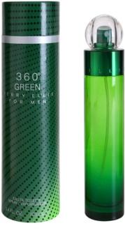 perry ellis 360° green
