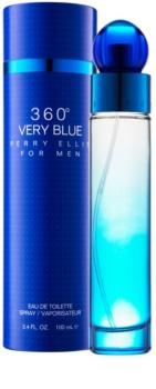 Perry Ellis 360° Blue Eau de Toilette for Men 100 ml