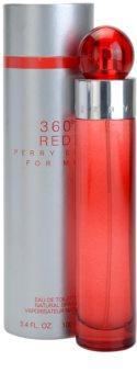 Perry Ellis 360° Red eau de toilette pour homme 100 ml