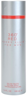 Perry Ellis 360° Red Eau de Toilette für Herren 100 ml