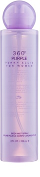Perry Ellis 360° Purple Body Spray for Women 236 ml