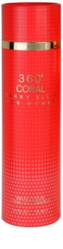Perry Ellis 360° Coral eau de parfum pour femme 100 ml