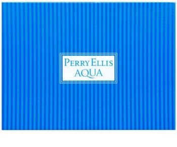 Perry Ellis Aqua coffret II.