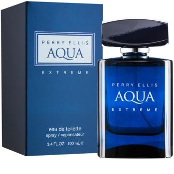 Perry Ellis Aqua Extreme eau de toilette para hombre 100 ml