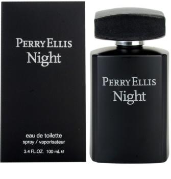 Perry Ellis Night Eau de Toilette para homens 100 ml