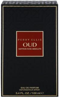 Perry Ellis Oud Saffron Rose Absolute parfémovaná voda unisex 100 ml