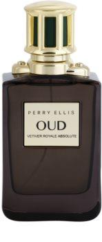 Perry Ellis Oud Vetiver Royale Absolute eau de parfum mixte 100 ml