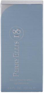 Perry Ellis 18 Eau de Toilette for Men 100 ml