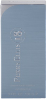Perry Ellis 18 Eau de Toilette for Men 100 ml