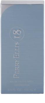 Perry Ellis 18 Eau de Toilette para homens 100 ml
