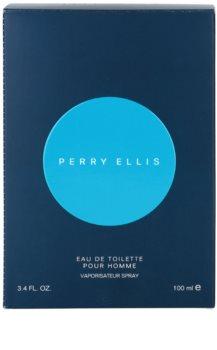 Perry Ellis Perry Ellis Pour Homme woda toaletowa dla mężczyzn 100 ml