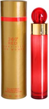 Perry Ellis 360° Red eau de parfum para mulheres 100 ml