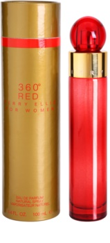 Perry Ellis 360° Red eau de parfum pentru femei 100 ml
