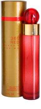 Perry Ellis 360° Red eau de parfum pour femme 100 ml