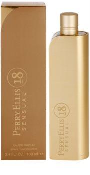 Perry Ellis 18 Sensual eau de parfum pentru femei 100 ml
