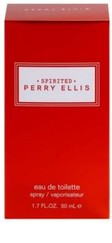 Perry Ellis Spirited toaletná voda pre mužov 50 ml