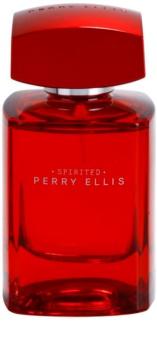 Perry Ellis Spirited Eau de Toilette for Men 50 ml