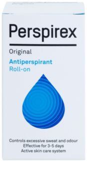 Perspirex Original Antiperspirant Roll-On With Effect 3 - 5 Days