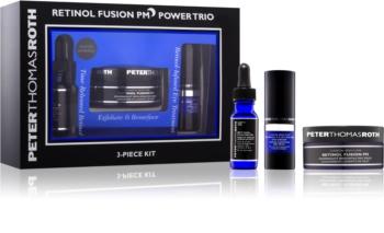 Peter Thomas Roth Retinol Fusion PM kosmetická sada I.