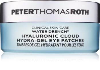 Peter Thomas Roth Water Drench vlažilne gelaste blazinice za predel okoli oči