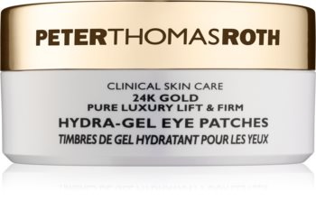 Peter Thomas Roth 24K Gold máscara gel hidratante para olhos