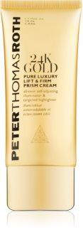 Peter Thomas Roth 24K Gold luxe verhelderende crème voor het verzachten en versterken van de huid