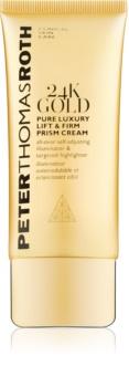Peter Thomas Roth 24K Gold luxusní rozjasňující krém pro vyhlazení a zpevnění pleti