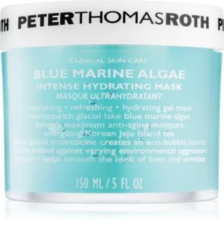 Peter Thomas Roth Blue Marine Algae intenzívna hydratačná pleťová maska