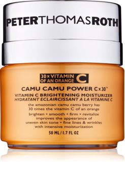 Peter Thomas Roth Camu Camu Power C x 30™ Brightening Moisturising Cream with Vitamine C