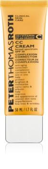 Peter Thomas Roth Camu Camu Power C x 30™ crema CC SPF30