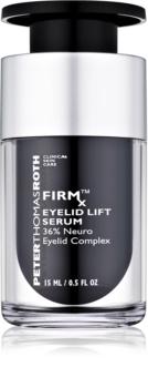 Peter Thomas Roth Firmx sérum lifting para o contorno dos olhos