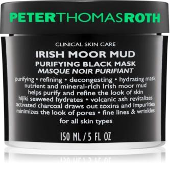 Peter Thomas Roth Irish Moor Mud crna maska za čišćenje