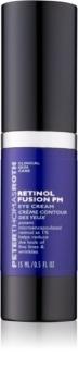 Peter Thomas Roth Retinol Fusion PM nočný vyhladzujúci krém proti vráskam na očné okolie