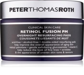 Peter Thomas Roth Retinol Fusion PM Gesichtsnachtpads gegen Falten